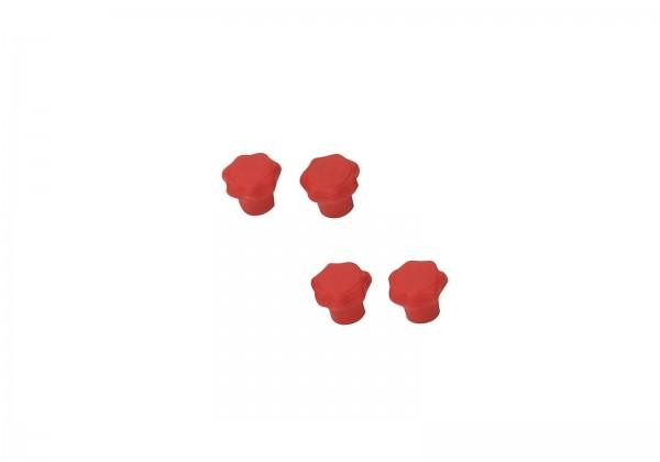 Radmuttern für Rodelberg® Klappschlitten, 4er Set
