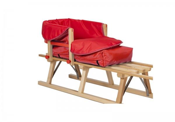 Fußsack für Rodelberg® Holzschlitten, gefüttert
